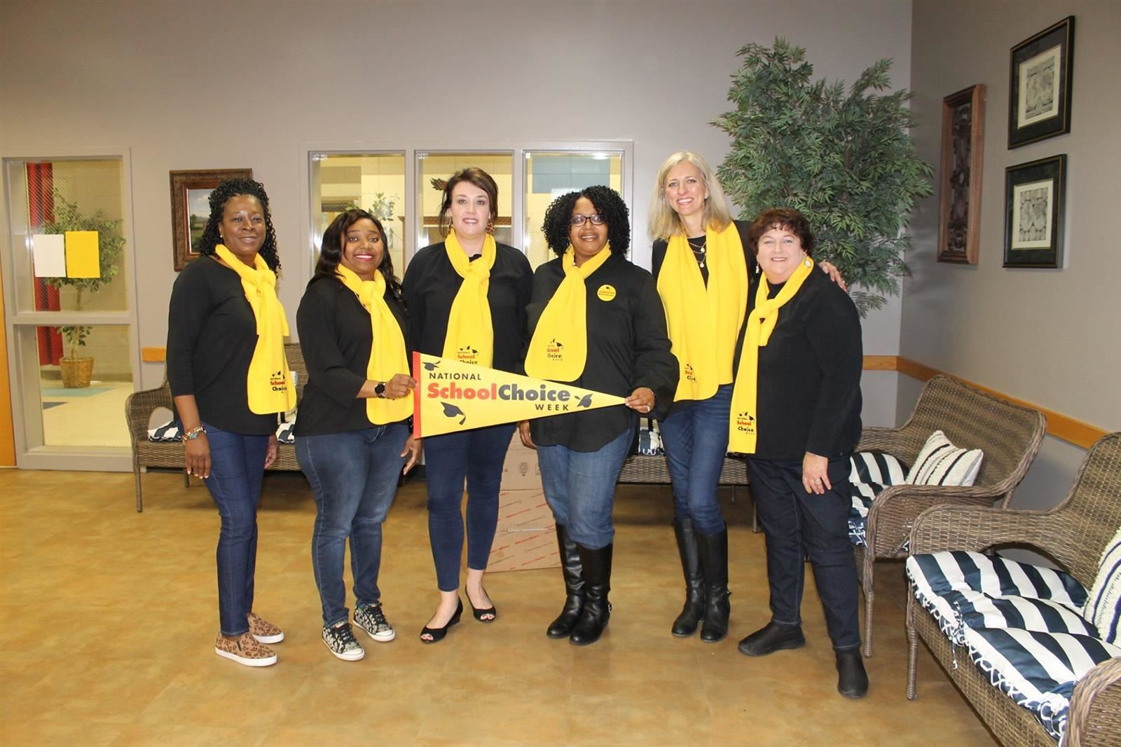 Robert Cross Participates in School Choice Week