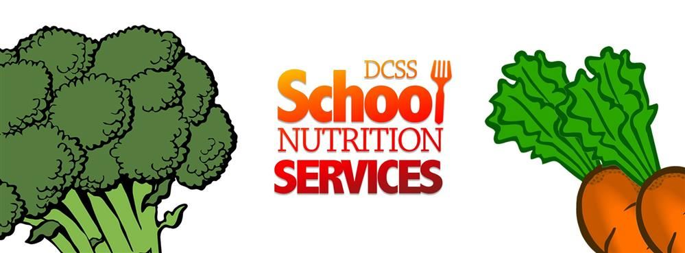 DCSS School Nutrition Services Logo